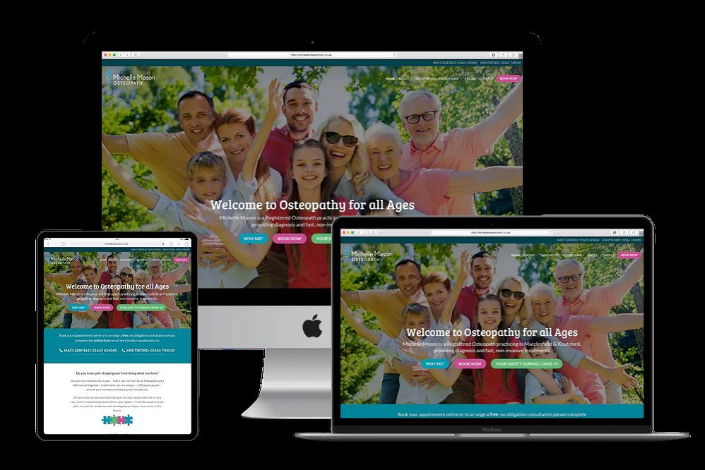 Michelle Mason website