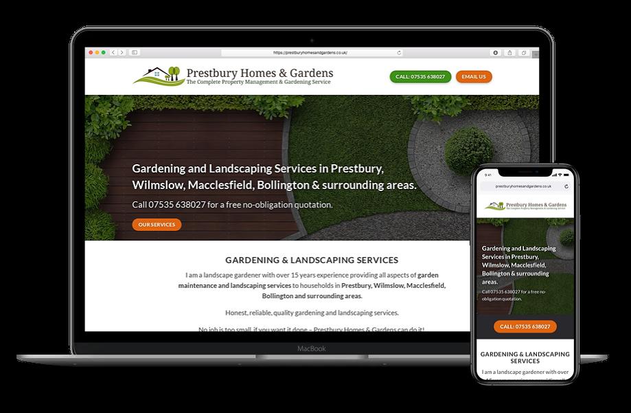 Prestbury Homes and Gardens